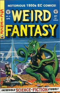 Cover Thumbnail for Weird Fantasy (Gemstone, 1994 series) #15