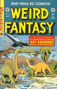 Cover Thumbnail for Weird Fantasy (Gemstone, 1994 series) #17