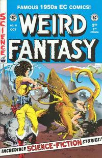 Cover Thumbnail for Weird Fantasy (Gemstone, 1994 series) #21