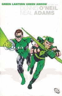 Cover Thumbnail for Green Lantern / Green Arrow (DC, 2004 series) #1
