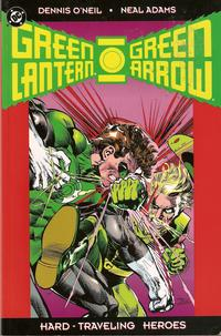Cover Thumbnail for Hard-Traveling Heroes: The Green Lantern / Green Arrow Collection Volume One (DC, 1992 series)