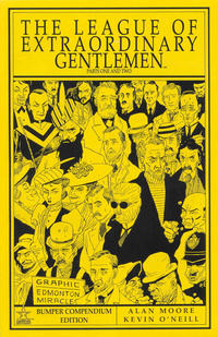 Cover Thumbnail for The League of Extraordinary Gentlemen: Bumper Compendium Edition (DC, 1999 series) #[1]