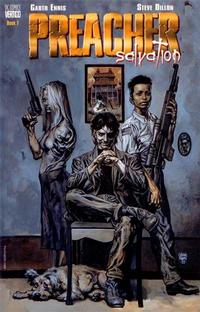 Cover Thumbnail for Preacher (DC, 1996 series) #7 - Salvation