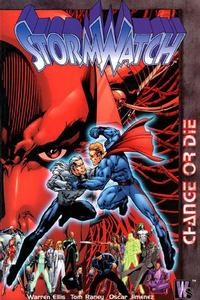 Cover Thumbnail for StormWatch (DC, 1999 series) #[3] - Change or Die [First Printing]