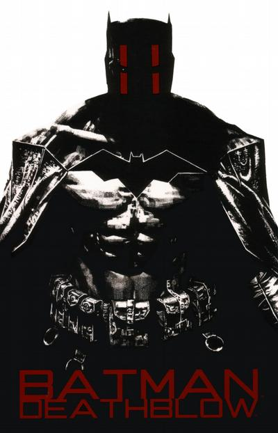 Cover for Batman / Deathblow: After the Fire (DC, 2003 series)