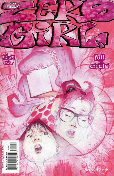 Cover for Zero Girl: Full Circle (DC, 2003 series) #3