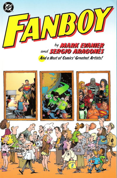 Cover for Fanboy (DC, 2001 series)