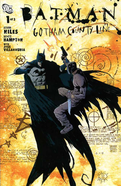 Cover for Batman: Gotham County Line (DC, 2005 series) #1
