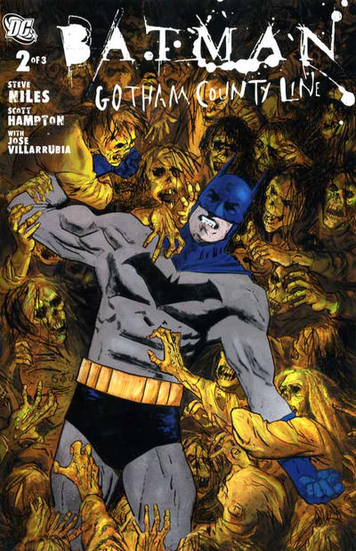 Cover for Batman: Gotham County Line (DC, 2005 series) #2