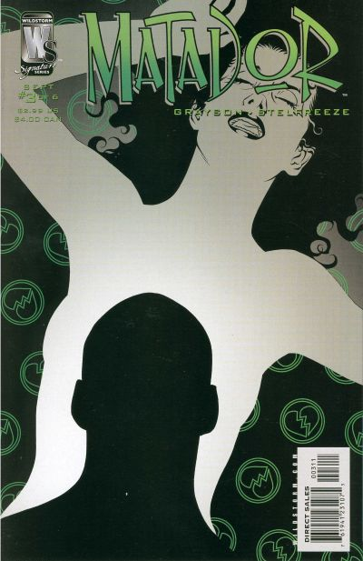 Cover for Matador (DC, 2005 series) #3