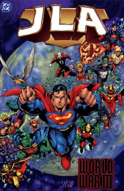 Cover for JLA (DC, 1997 series) #6 - World War III