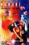 Cover for Kabuki: Masks of the Noh (Caliber Press, 1996 series) #2