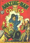 Cover for Amazing Man Comics (Centaur, 1939 series) #9
