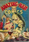 Cover for Amazing Man Comics (Centaur, 1939 series) #14