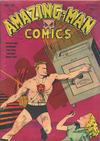 Cover for Amazing Man Comics (Centaur, 1939 series) #16