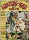Cover for Amazing Man Comics (Centaur, 1939 series) #18