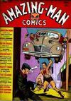 Cover for Amazing Man Comics (Centaur, 1939 series) #19