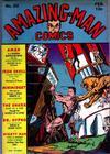 Cover for Amazing Man Comics (Centaur, 1939 series) #20