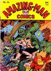 Cover for Amazing Man Comics (Centaur, 1939 series) #22