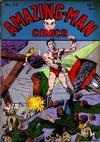 Cover for Amazing Man Comics (Centaur, 1939 series) #24