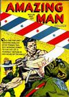 Cover for Amazing Man Comics (Centaur, 1939 series) #25