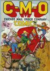 Cover for C-M-O Comics (Centaur, 1942 series) #2