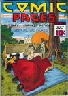 Cover for Comic Pages (Centaur, 1939 series) #v3#4