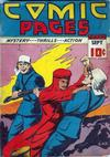 Cover for Comic Pages (Centaur, 1939 series) #v3#5