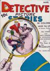 Cover for Detective Picture Stories (Comics Magazine Company, 1936 series) #4