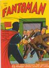 Cover for Fantoman (Centaur, 1940 series) #2