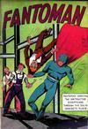 Cover for Fantoman (Centaur, 1940 series) #3