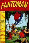 Cover for Fantoman (Centaur, 1940 series) #4