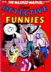 Cover for Keen Detective Funnies (Centaur, 1938 series) #18