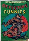 Cover for Keen Detective Funnies (Centaur, 1938 series) #19