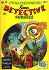 Cover for Keen Detective Funnies (Centaur, 1938 series) #20