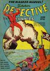 Cover for Keen Detective Funnies (Centaur, 1938 series) #21