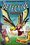 Cover for Keen Detective Funnies (Centaur, 1938 series) #23