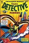 Cover for Keen Detective Funnies (Centaur, 1938 series) #24