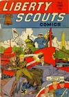 Cover for Liberty Scouts Comics (Centaur, 1941 series) #2