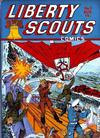 Cover for Liberty Scouts Comics (Centaur, 1941 series) #3