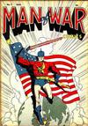 Cover for Man of War Comics (Centaur, 1941 series) #1