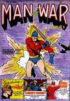 Cover for Man of War Comics (Centaur, 1941 series) #2