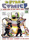 Cover for Star Comics (Ultem, 1937 series) #9