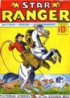 Cover for Star Ranger (Chesler / Dynamic, 1937 series) #1