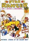 Cover for Star Ranger (Ultem, 1937 series) #7