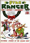 Cover for Star Ranger (Ultem, 1937 series) #8