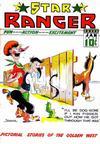 Cover for Star Ranger (Ultem, 1937 series) #9