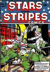 Cover for Stars and Stripes Comics (Centaur, 1941 series) #4