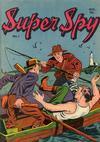 Cover for Super Spy (Centaur, 1940 series) #1