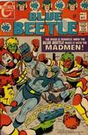 Cover for Blue Beetle (Charlton, 1967 series) #3